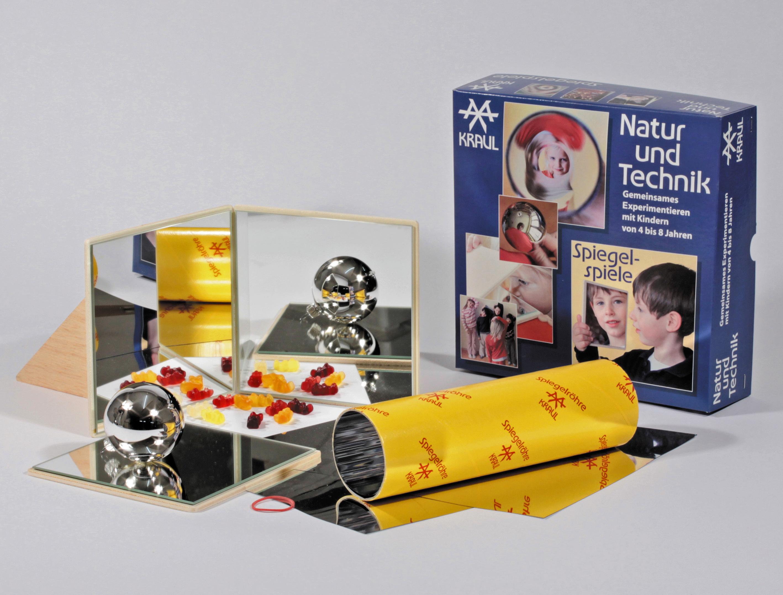 Kraul Spiegelspiele - Natur und Technik Nr. 5510