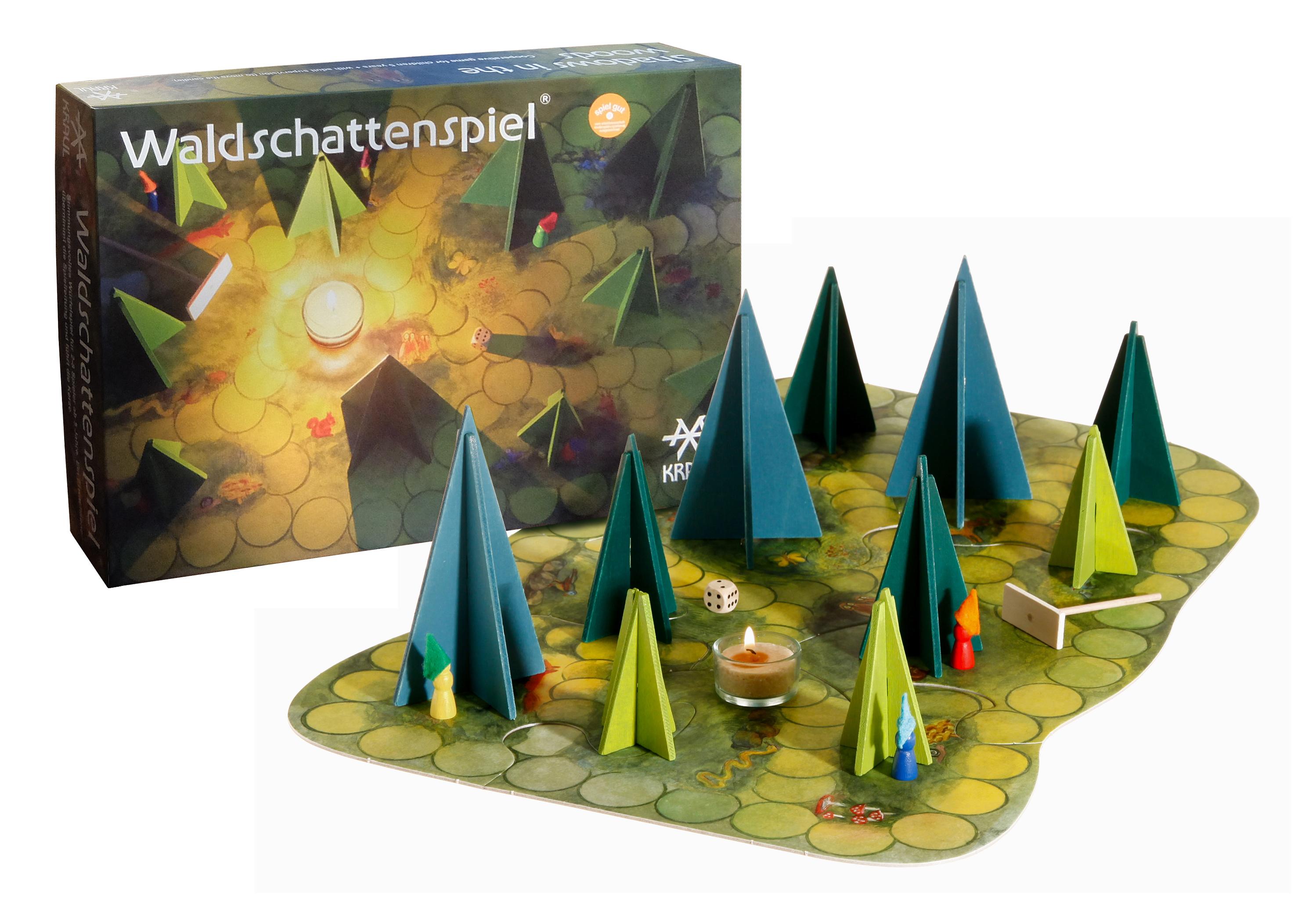 Märchenhaftes Waldschattenspiel von Kraul Nr. 7110