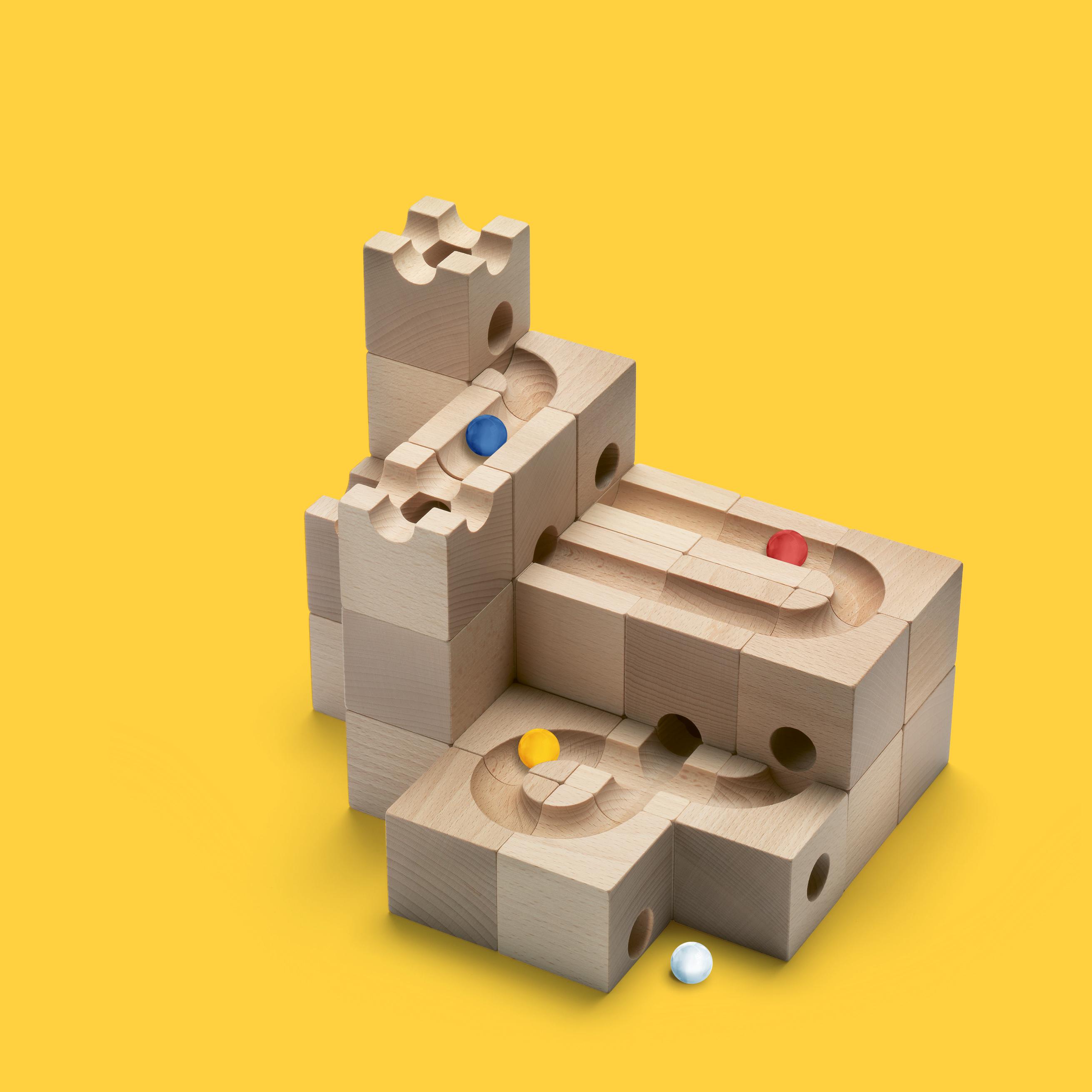 cuboro Standard 32 - Starter Set