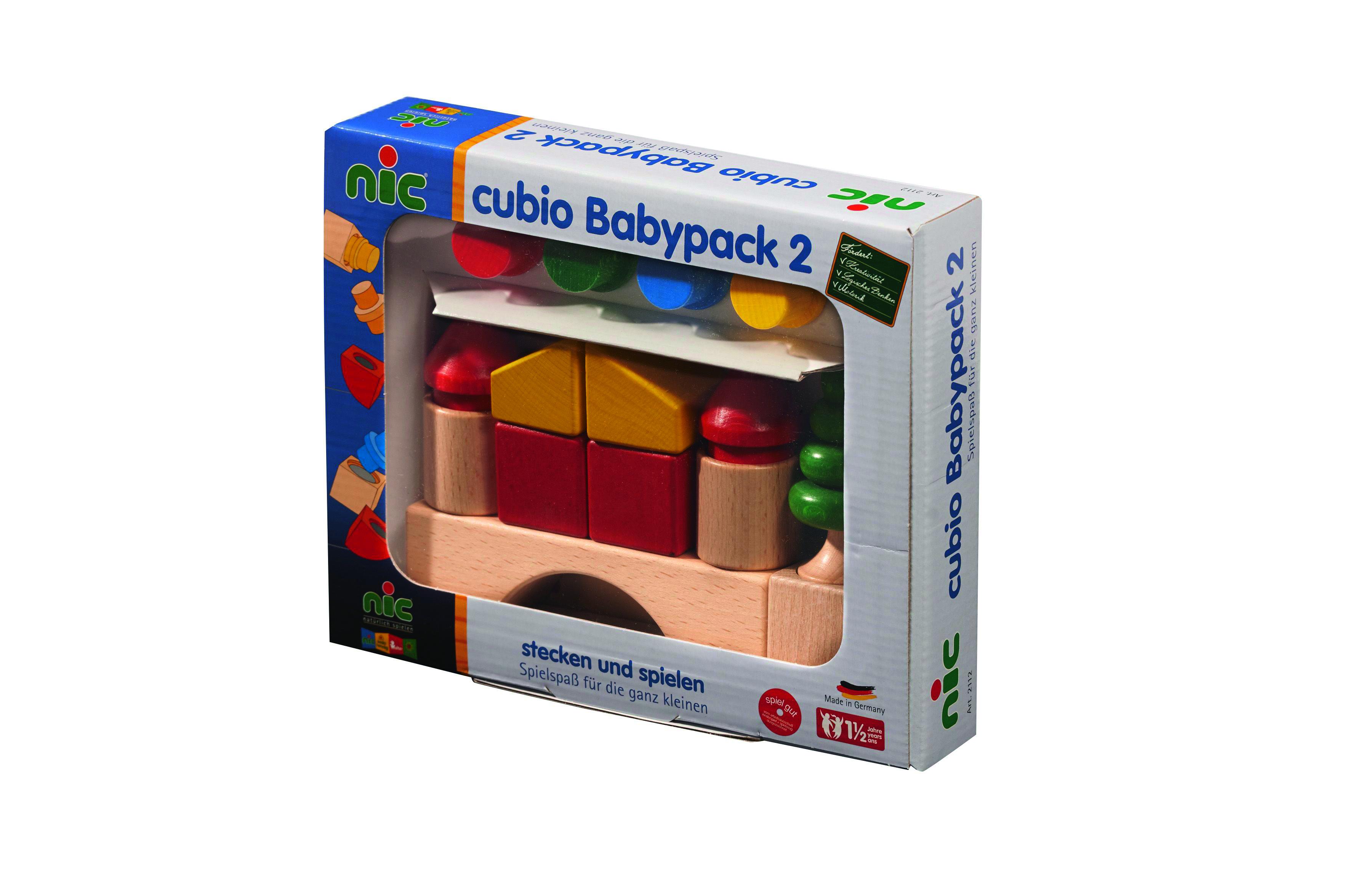 NIC cubio Babypack 2