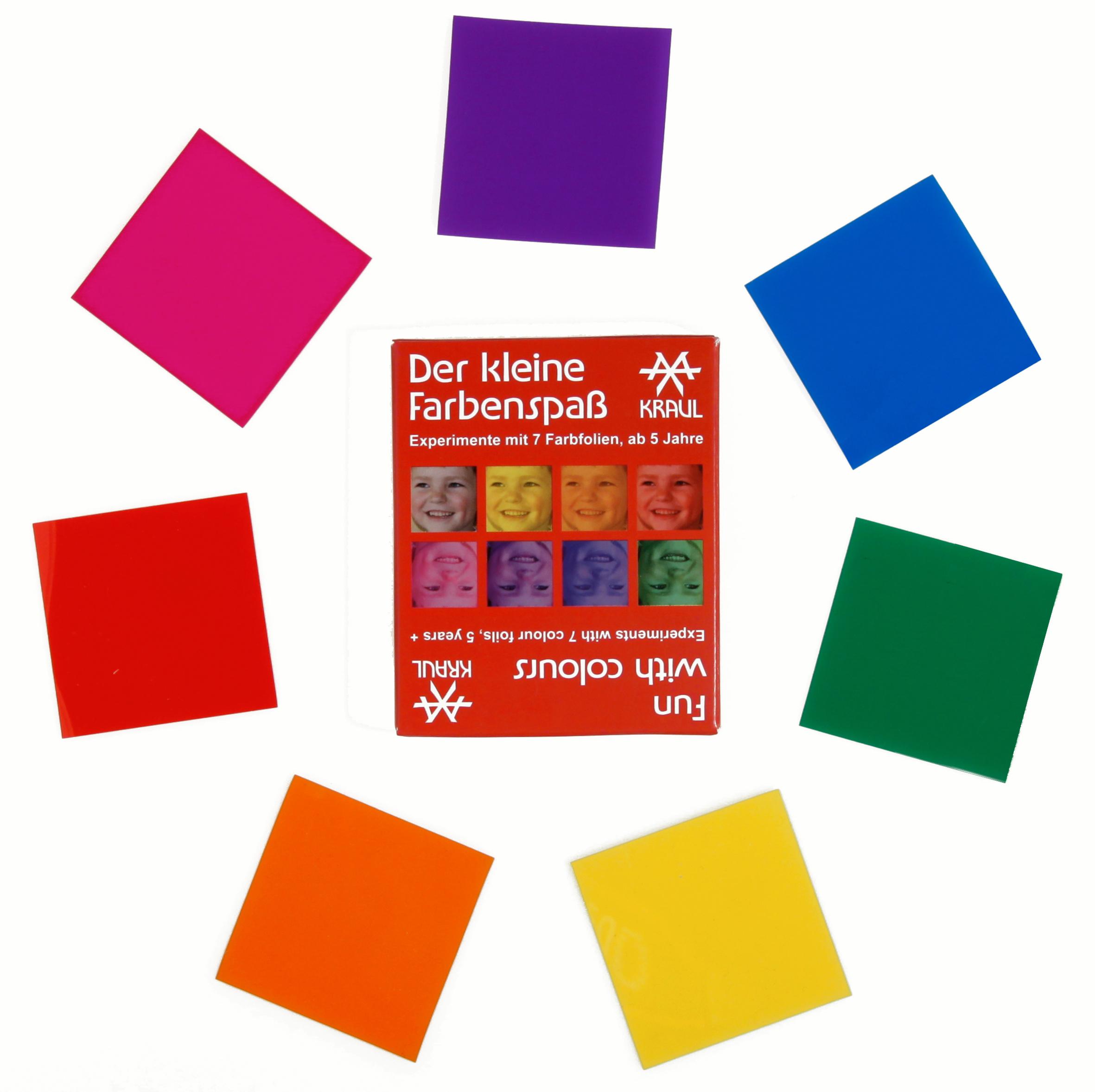 Der kleine Farbenspaß von Kraul, Nr. 5570