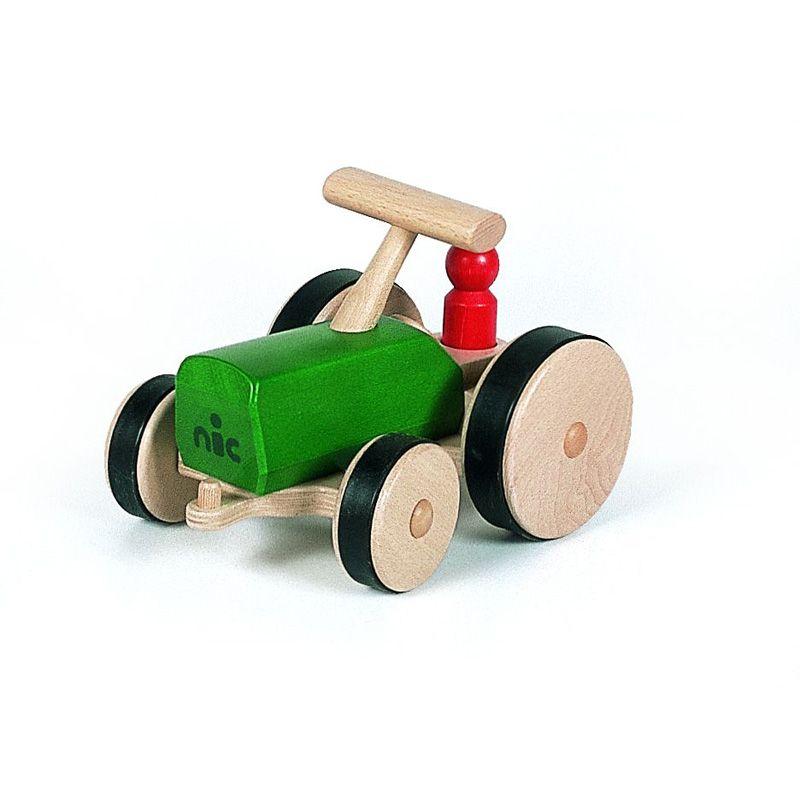 Nic Traktor Trak grün Art. 1824