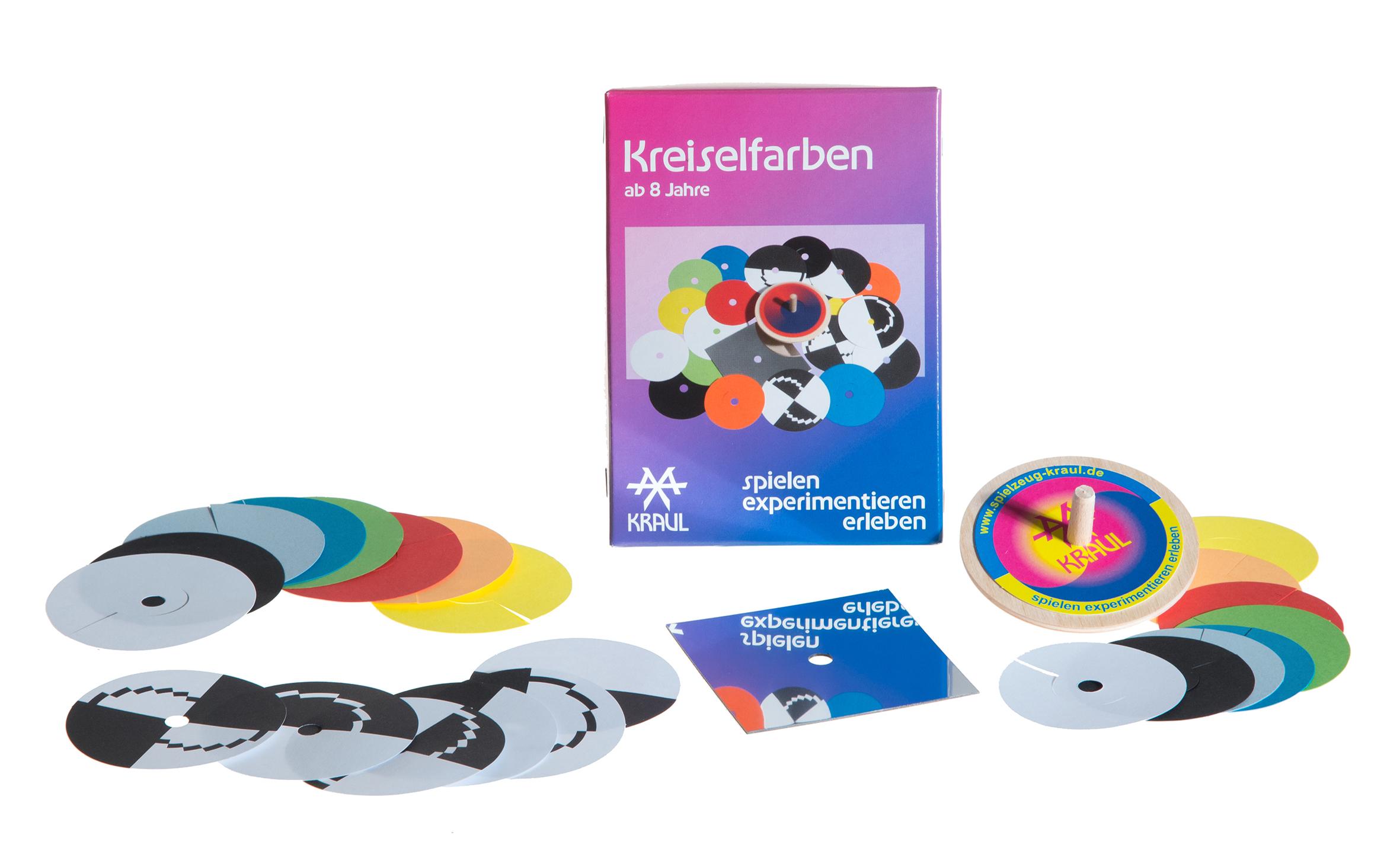 Kreiselfarben - Natur und Technik Nr. 5770