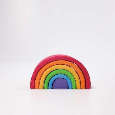 Grimms Regenbogen 6 teilig in Regenbogenfarben Art. 10700