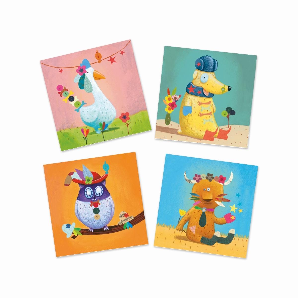 Stickerbild Tiere