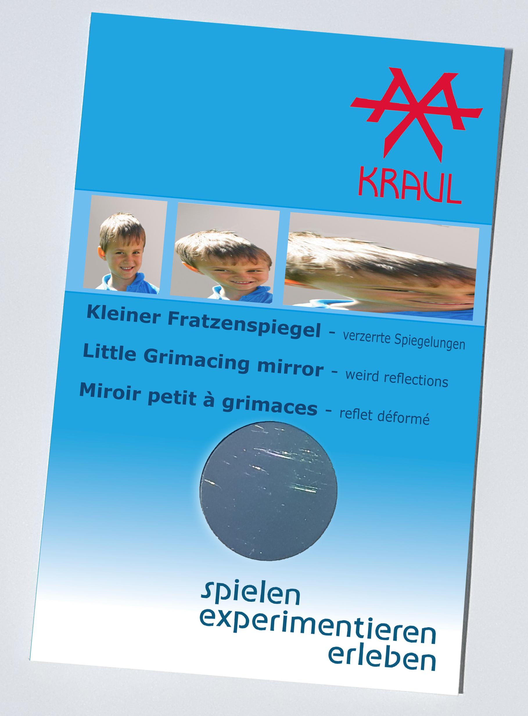 Kraul Fratzenspiegel klein, dieters 026020