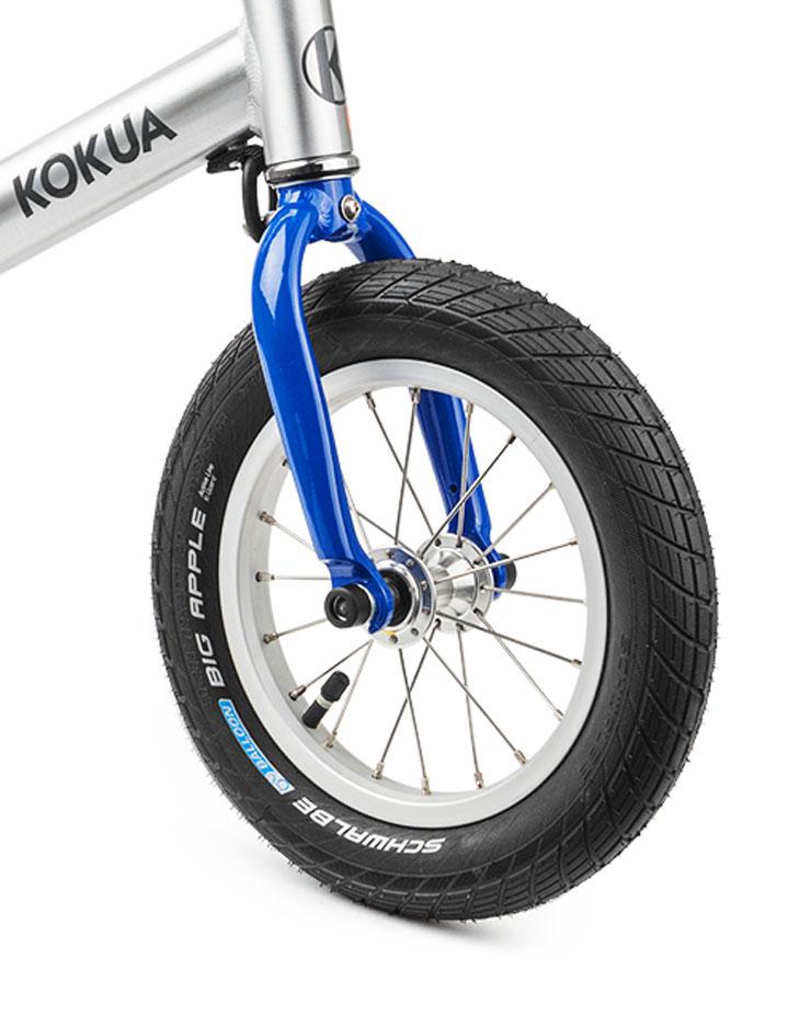 Kokua LIKEaBIKE jumper blau - Laufrad, Alurahmen, 3400 g