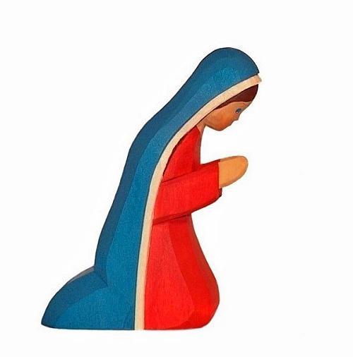 Krippenfigur Maria, Original Sievers-Hahn, Art.1020