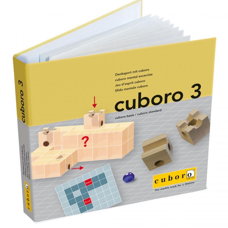 cuboro 3, Grundlagen und Pläne, eine Anleitung für cuboro Fans