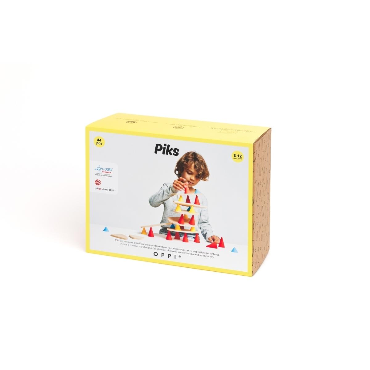 Piks Medium Kit 44 Teile von Firma OPPI